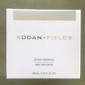New! Rodan and Fields Active Hydration Body Lotion
